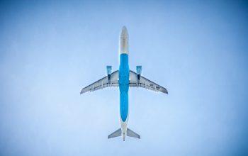 Att använda WiFi på flygplan kan vara farligt